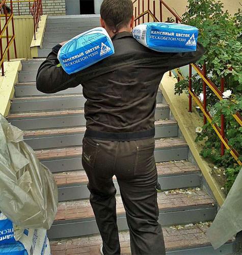 Доставка строительных материалов на заказ в Казани