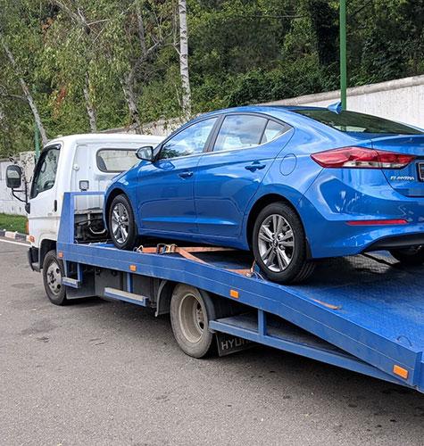 Транспортировка легковых авто в Казани