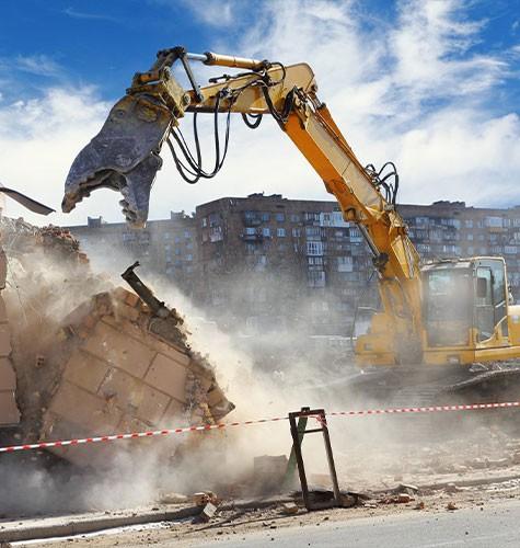 Услуги демонтажа в Казани